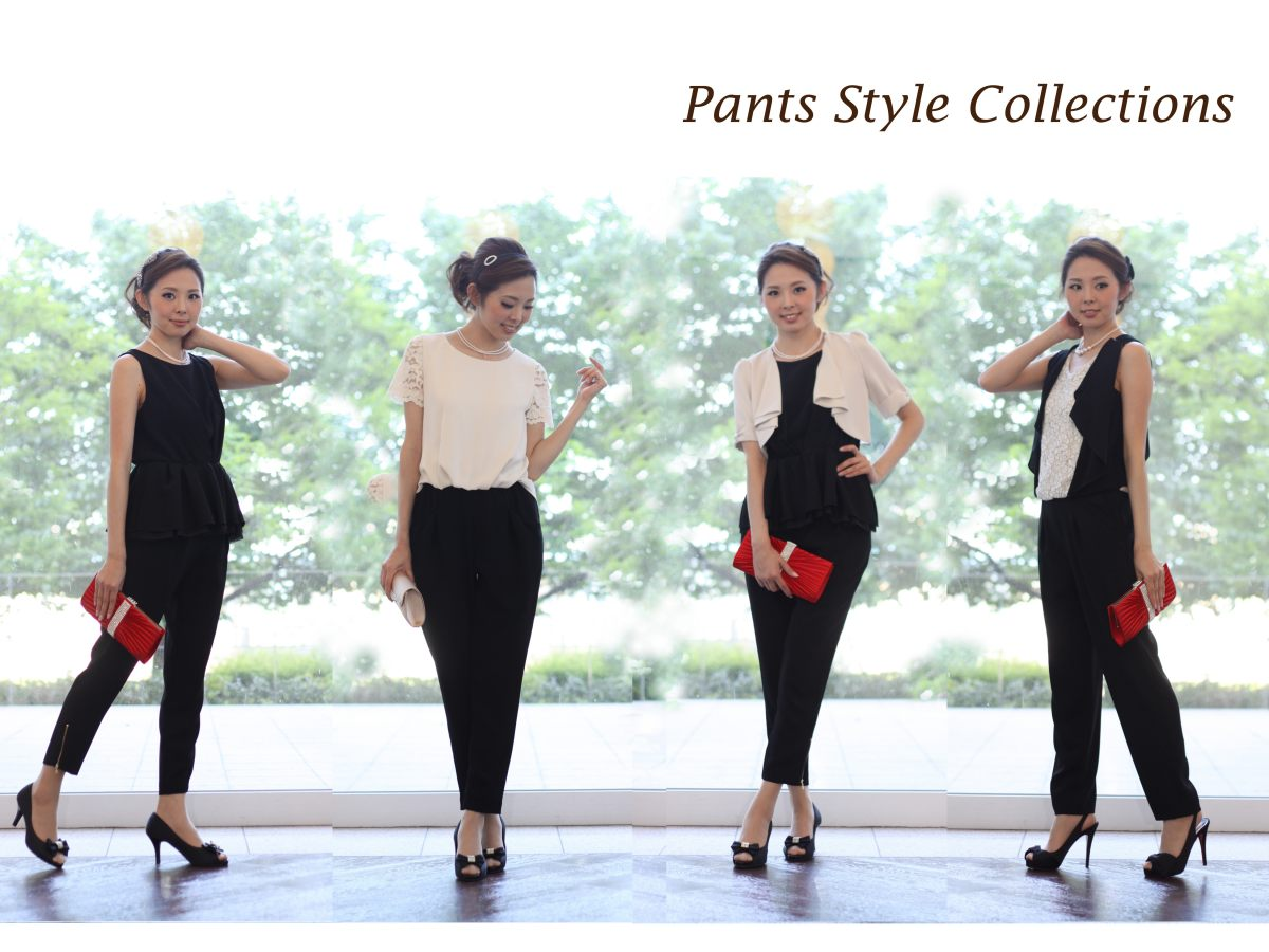 Pants Style Set | FantaDress
