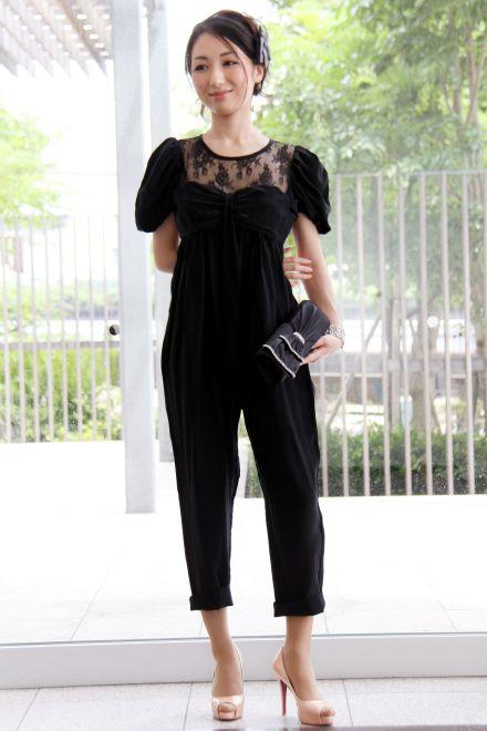 レンタルドレス リトルブラックドレス Rita.
